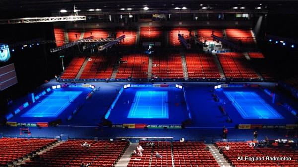 Badminton Turniere